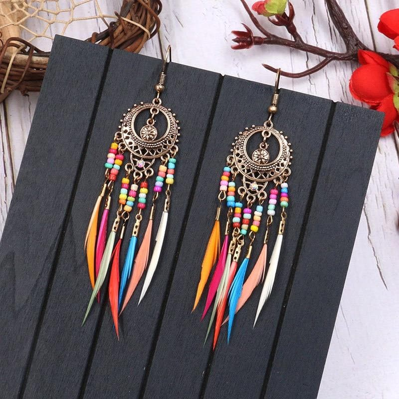 Rainbow Earrings - Sutra Wear