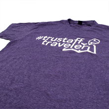 Load image into Gallery viewer, #TruStafftraveler Tee