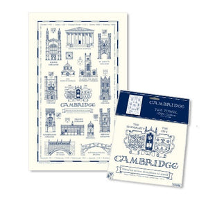 Cambridge Heritage Tea Towel