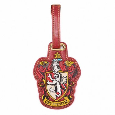 Luggage Tag Harry Potter Gryffindor