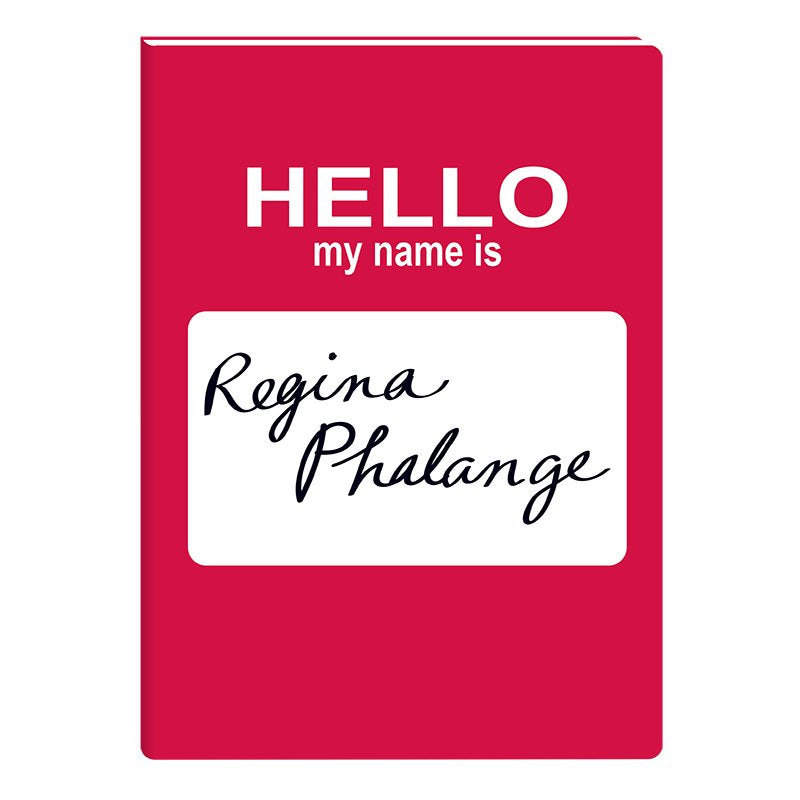 Regina Phalange Exercise Book