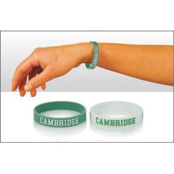 Cambridge Silicon Wristband 2/asst