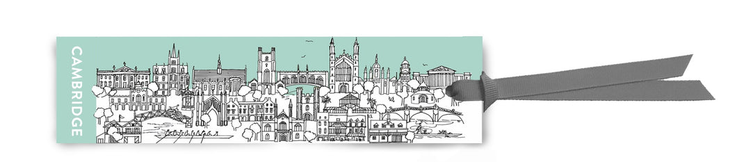 Sketch Cambridge Bookmark