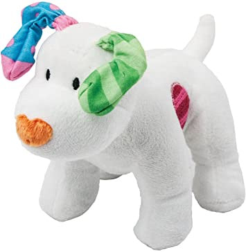 The Snow Dog Plush Toy
