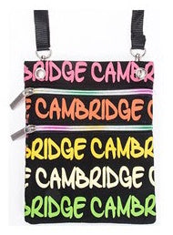 Charlie Cambridge Rainbow Pk/Yellow