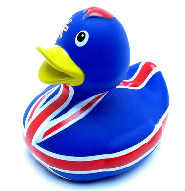 Duck Union Jack Allover Design
