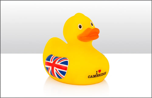 Cambridge Rubber Duck