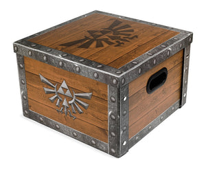 The Legend Of Zelda Storage Box