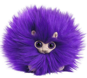 Pygmy Puff Plush Purple