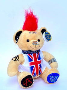 Punk Rocker Teddy