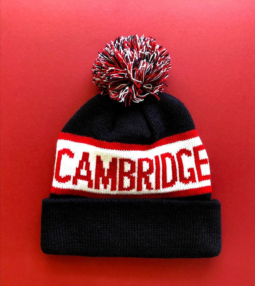 Cambridge Bobble Hat