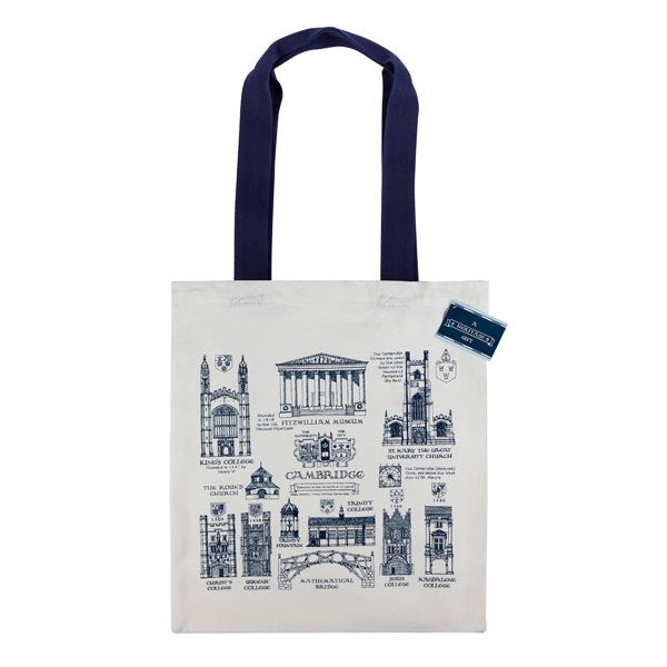 Heritage Cotton Tote