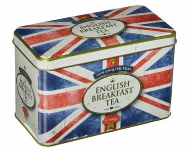 Retro Union Jack Tin