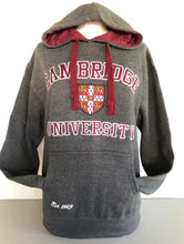 Load image into Gallery viewer, Cambridge University Hoodie Charcoal
