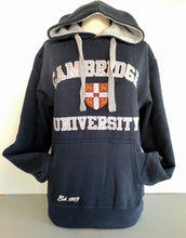Load image into Gallery viewer, Cambridge University Hoodie Navy
