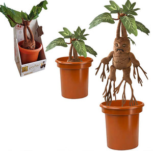 Mandrake Electronic Interactive Plush
