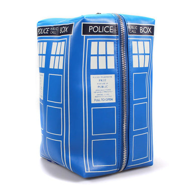Doctor Who Tardis Washbag