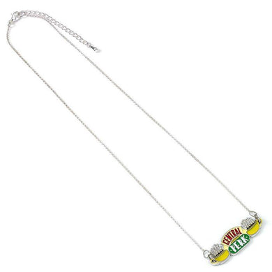 FRIENDS Central Perk Logo Necklace