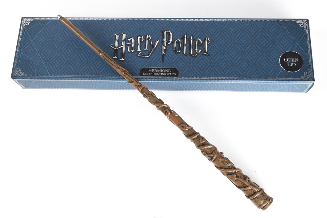 Hermione Light Painting Wand