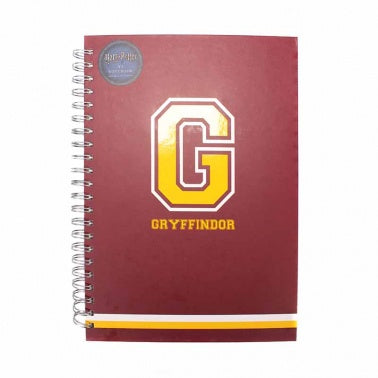 A4 Notebook Wiro G For Gryffindor