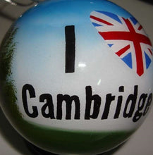 Load image into Gallery viewer, Bauble I Love Cambridge