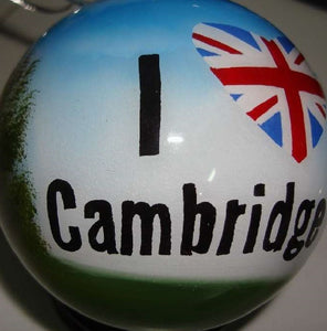 Bauble I Love Cambridge