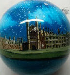 Load image into Gallery viewer, Bauble Cambridge Winter View
