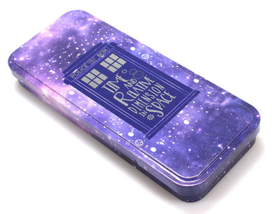 Doctor Who Metal Pencil Tin