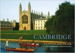 Cambridge A Little Souvenir