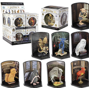 Magical Creatures Mystery Cubes