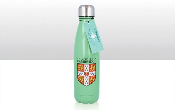 CU Shield Metal 500ml Water Bottle