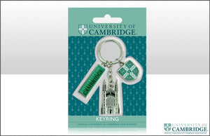 CU Kings/Shield/Bar Keyring