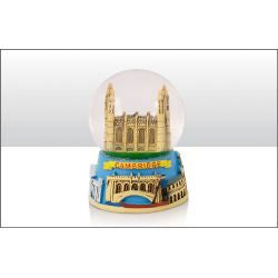 Cambridge 65mm Kings Snowglobe