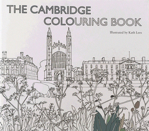 The Cambridge Colouring Book