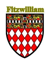 Fitzwilliam College T-shirt