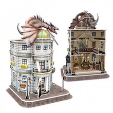 Load image into Gallery viewer, 3D Puzzle Diagon Alley 4 in 1