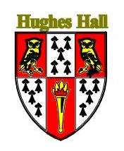 Hughes Hall T-shirt