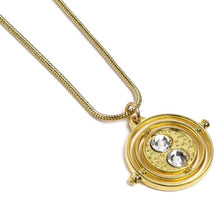 Load image into Gallery viewer, Fixed Time Turner Necklace