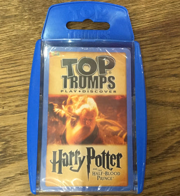 Top Trumps The Half Blood Prince
