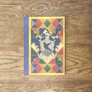 Ravenclaw House Crest Notebook