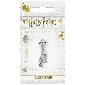 Hedwig the Owl Slider Charm