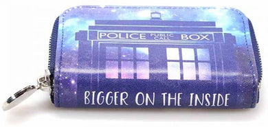 Doctor Who Galaxy Purse