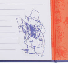 Load image into Gallery viewer, Paddington Bear A5 notebook