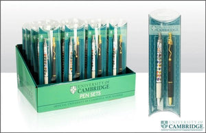 Cambridge University Set/2 Clip Pens