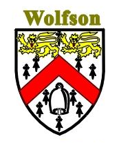 Wolfson College T-shirt