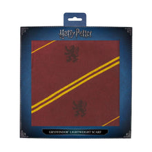 Load image into Gallery viewer, Light Weight Scarf Gryffindor