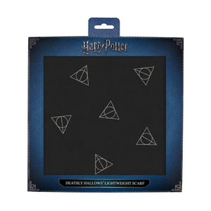 Deathly Hallows Scarf Light Weight Voile
