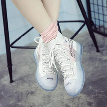 Load image into Gallery viewer, Fashion Transparent Sports Shoes
