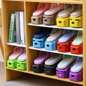 Plastic Shoes Rack