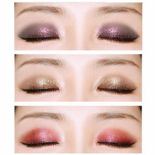 Load image into Gallery viewer, Shimmer Eyeshadow Palette 20 Color Glitter Smoky Eyeshadow Long-Lasting Eye Makeup Set